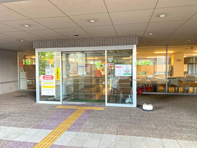 キッチンカウカウハウス(和光市)のお店の外観